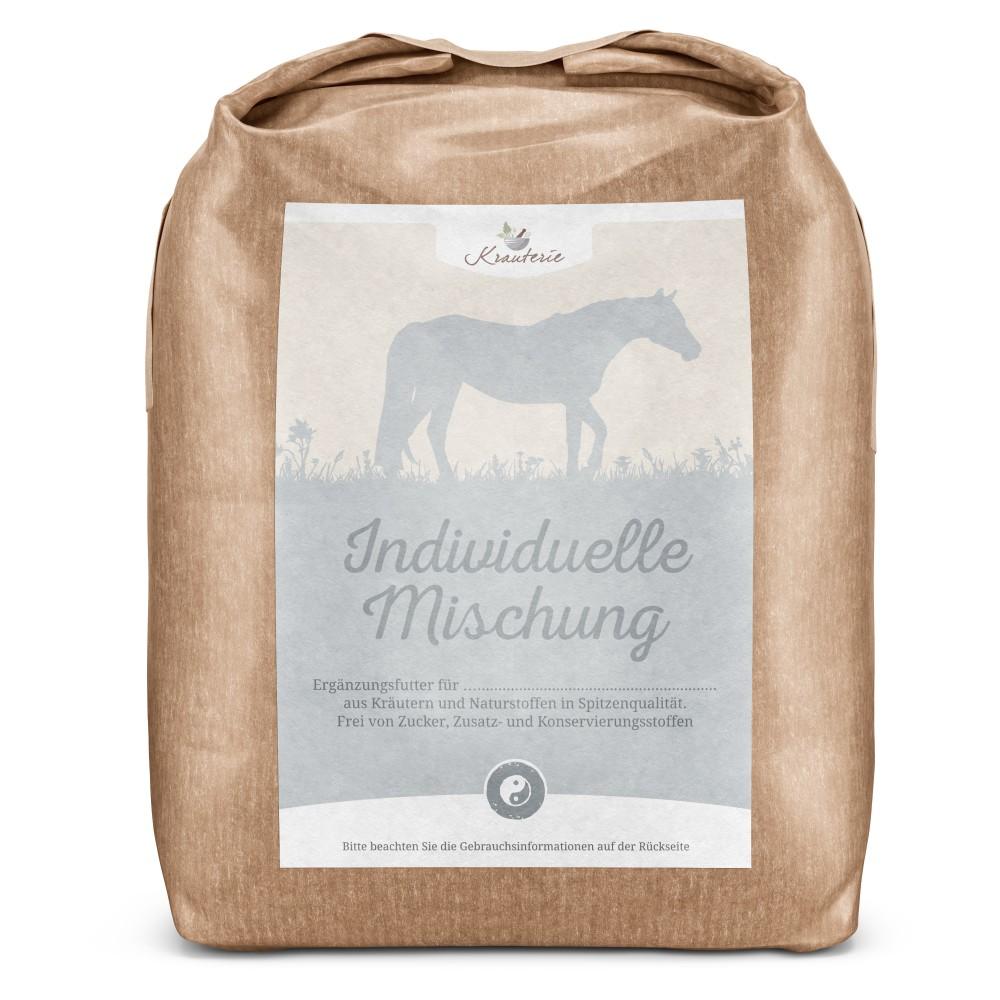 Krauterie Individuelle Kräuter-Mischung für Pferde