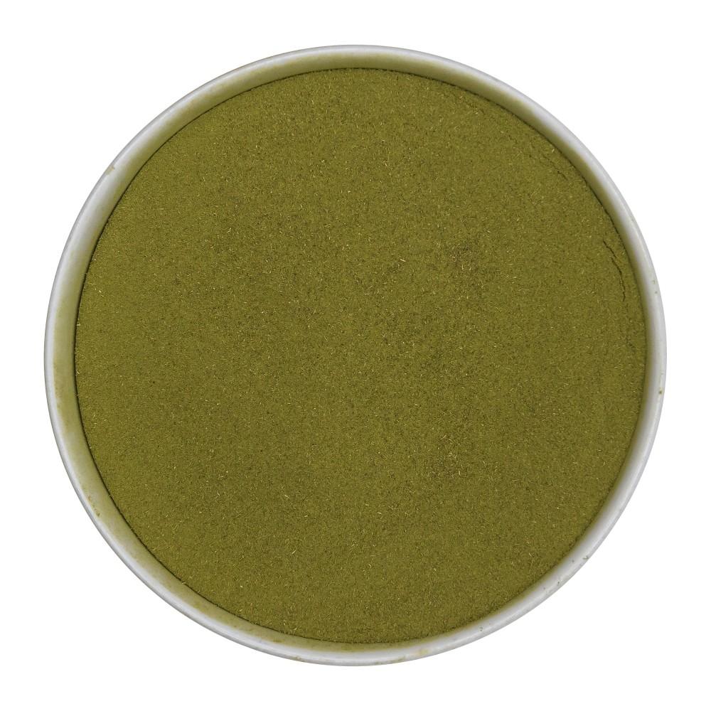 Krauterie Birkenblätter geschnitten und Pulver