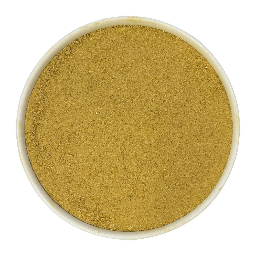 Krauterie Ringelblume für Pferde, geschnitten und Pulver, Verpackung