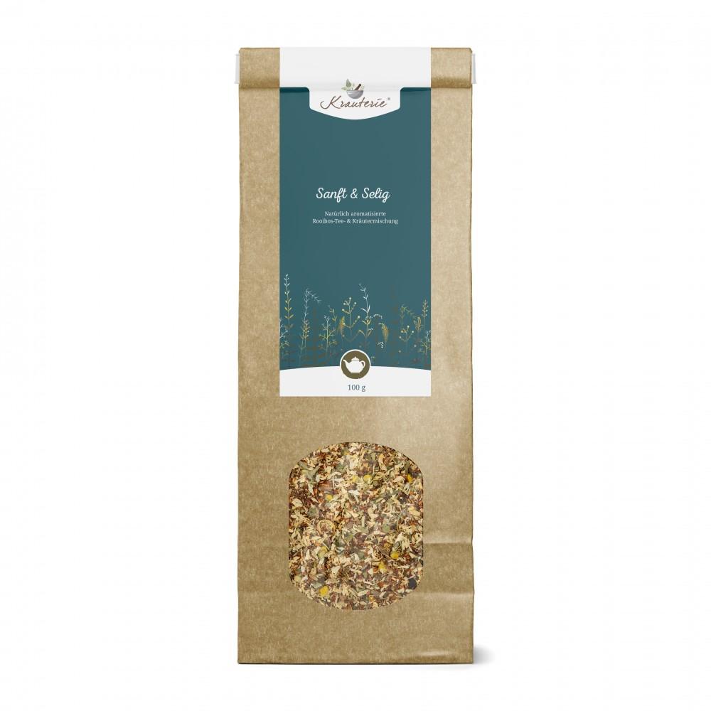 Sanft & Selig Tee, Verpackung