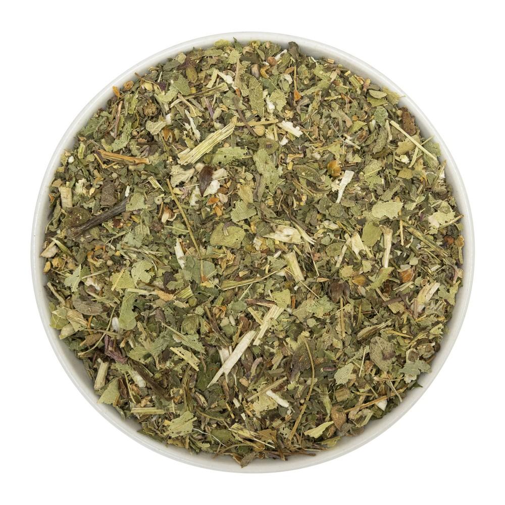 Krauterie Schietwetter Tee, Kräuterteemischung für gute Laune