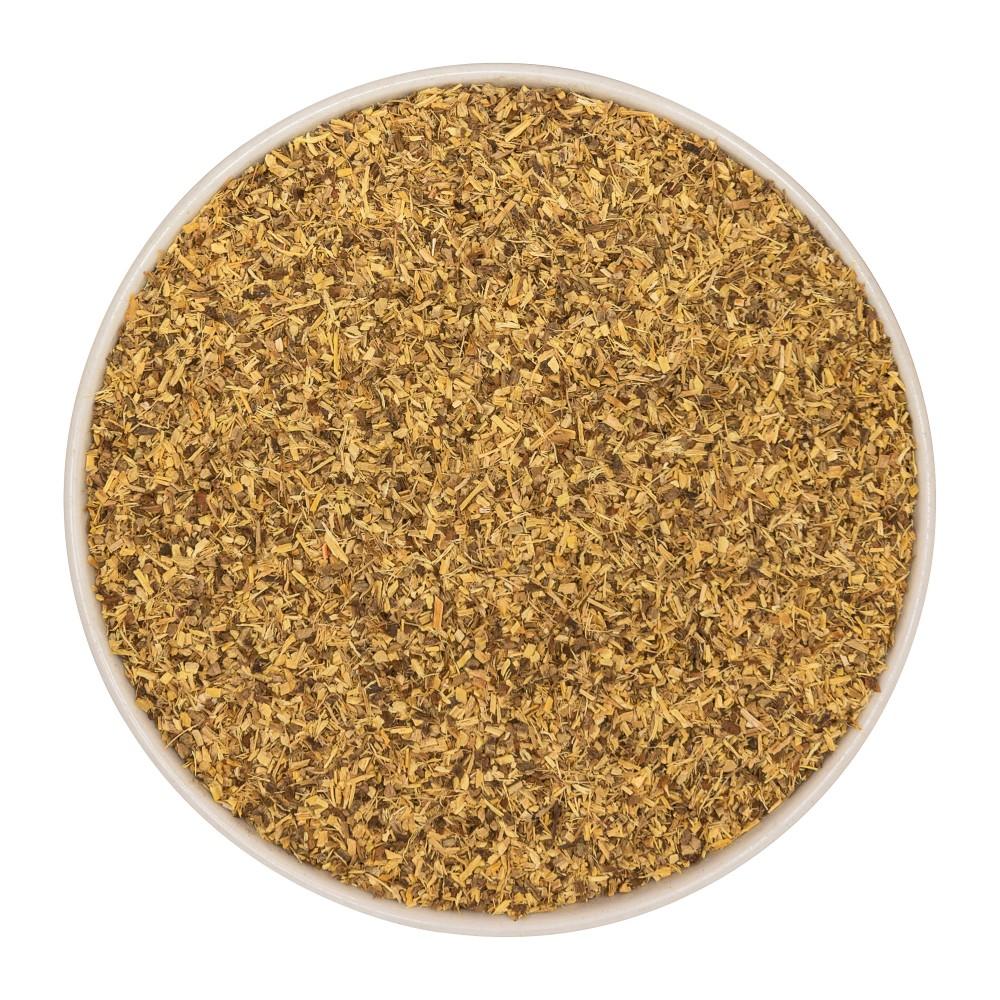 Krauterie Süßholzwurzel für Pferde, Feinschnitt und Pulver, Verpackung