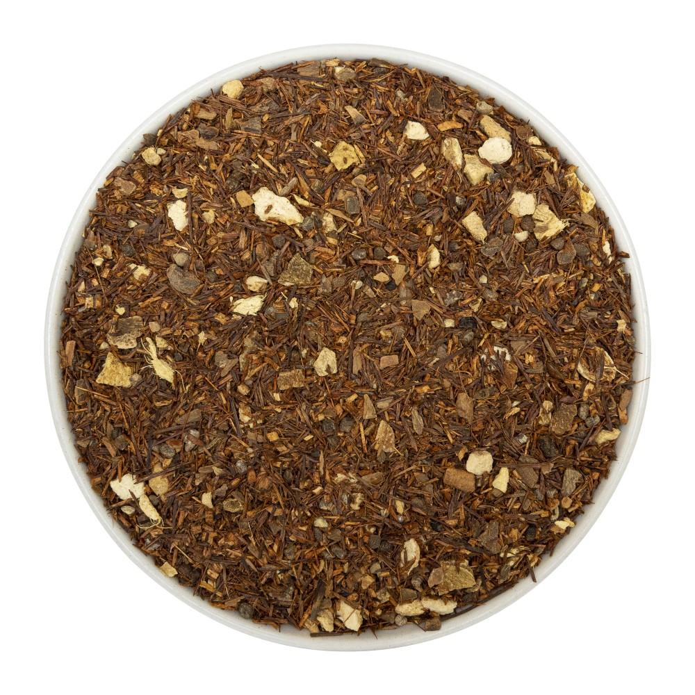 Krauterie Warm & Wohlig Tee Gewürztee mit Zimt und Ingwer