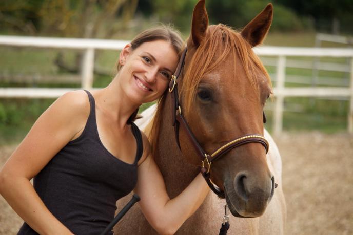 Titelbild: Kooperation mit der Pferdeflüsterei